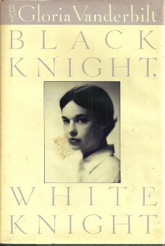 9780896218307: Black Knight White Knight (Thorndike Press Large Print Americana Series)