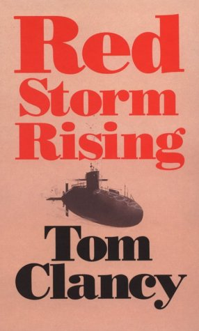 9780896218857: Red Storm Rising (Thorndike Press Large Print Basic Series)