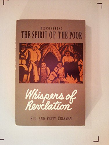 9780896225053: Whispers of Revelation: Discovering the Spirit of the Poor