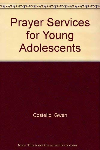 9780896225978: Prayer Services for Young Adolescents