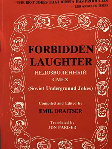9780896260450: Forbidden Laughter: Soviet Underground Jokes (English and Russian Edition)