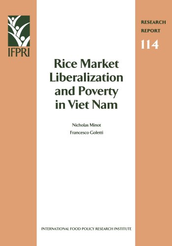 Rice Market Liberalization and Poverty in Viet Nam (Search Report 114): Minot Nicolas and Goletti ...
