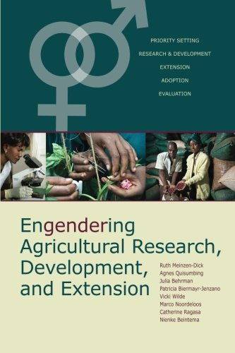 9780896291904: Engendering Agricultural Research, Development, and Extension