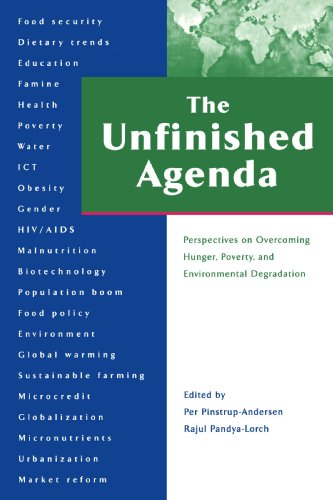 9780896297067: The Unfinished Agenda: Perspectives on Overcoming Hunger, Poverty, and Environmental Degradation