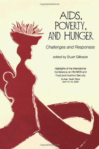 9780896297586: AIDS, Poverty, and Hunger: Challenges and Responses