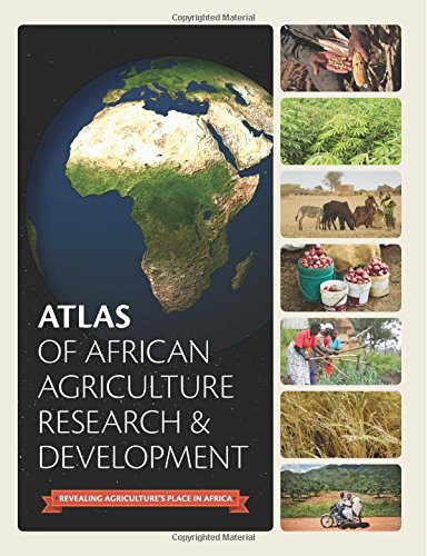 9780896298460: Atlas of African Agriculture Research & Development: Revealing agriculture's place in Africa