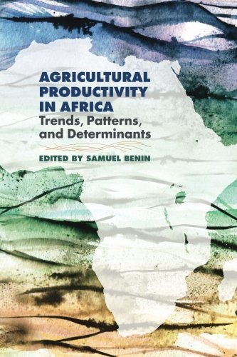 9780896298811: Agricultural productivity in Africa: Trends, patterns, and determinants