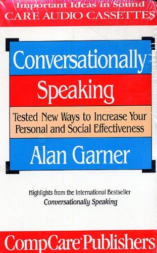 Conversationally Speaking (0896381684) by Garner, Alan