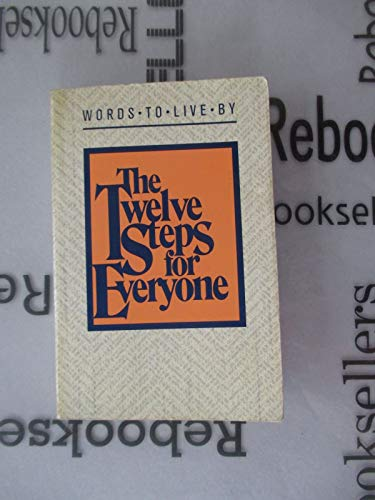 9780896382015: Twelve Steps for Everyone Meditation Book- Revised and Updated