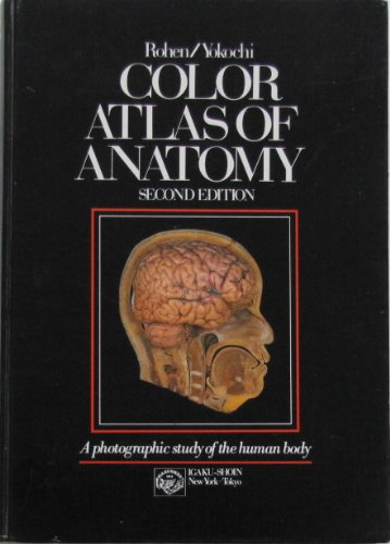 9780896401419: Color atlas of anatomy: A photographic study of the human body