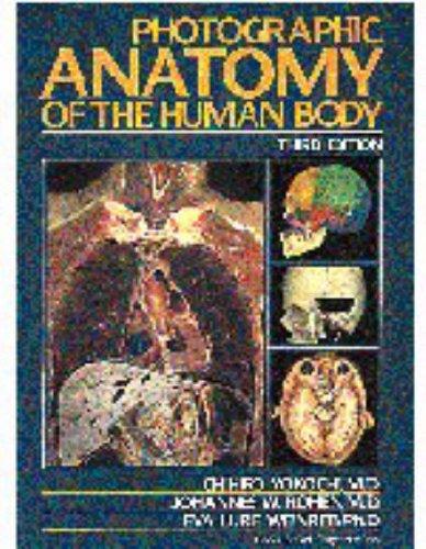 9780896401600: Photographic Anatomy of the Human Body
