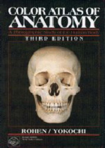 9780896402287: Color Atlas of Anatomy: A Photographic Study of the Human Body