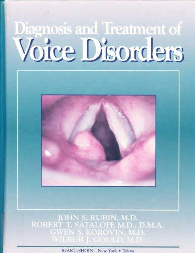 9780896402768: Diagnosis and Treatment of Voice Disorders
