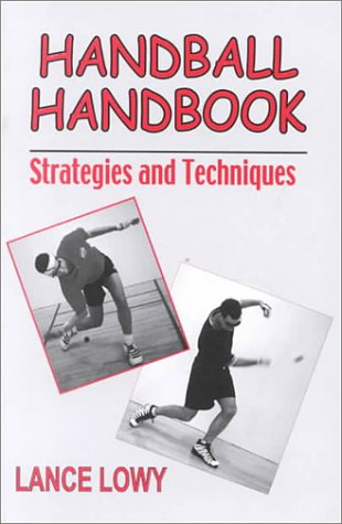 9780896413511: Handball Handbook: Strategies and Techniques