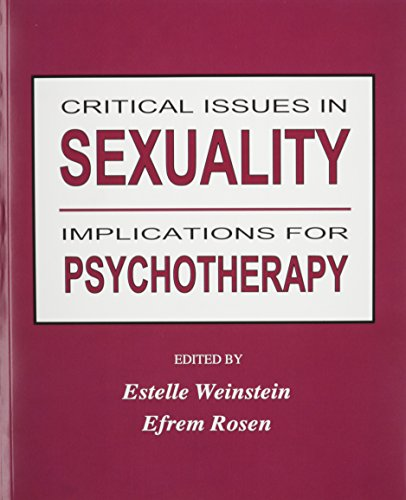 9780896413771: Critical Issues in Sexuality