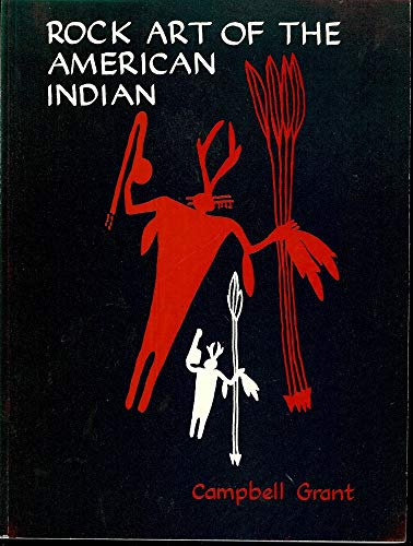 9780896460607: Rock Art of the American Indians