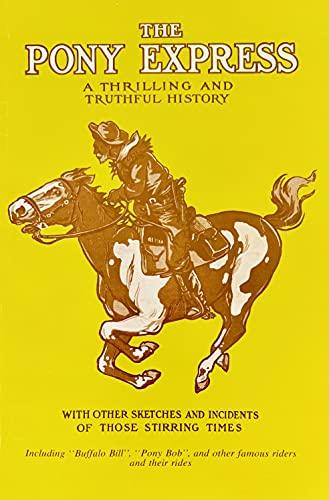 9780896460621: Pony Express