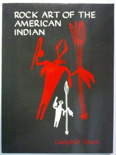 9780896460843: Rock Art of the American Indians