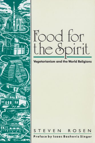 9780896470217: Food for the Spirit: Vegetarianism and the World Religions