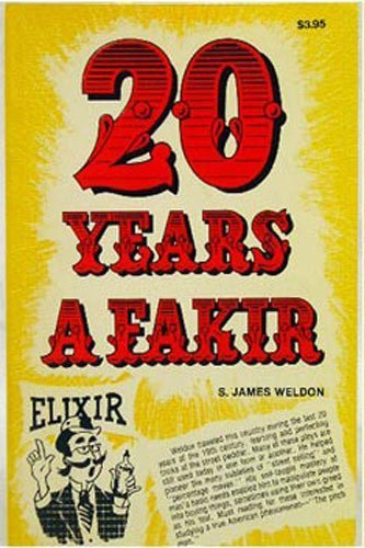 20 Years A Fakir.