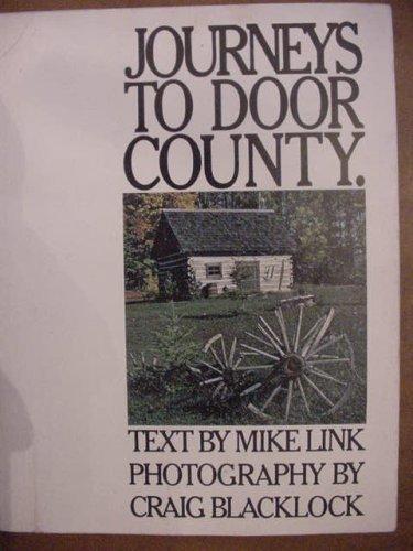 9780896580336: Journeys to Door County