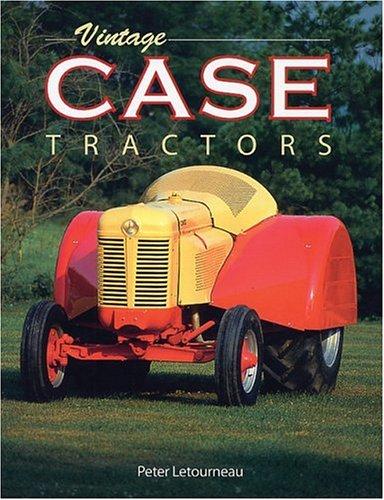 9780896580503: Vintage Case Tractors