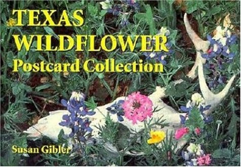9780896581456: Texas Wildflower Postcard Collection (Natural World)