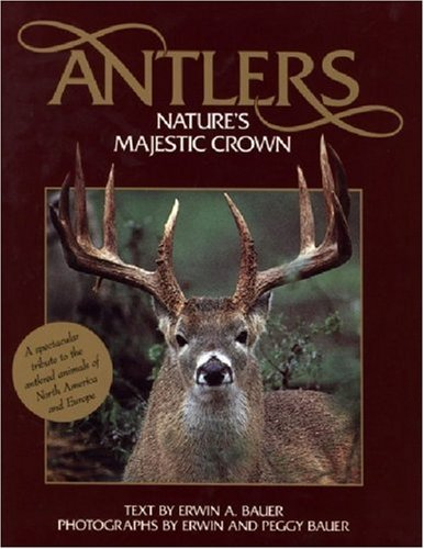 9780896582538: Antlers (Country Sports)