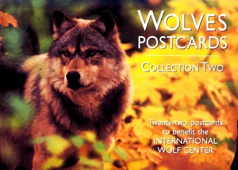 9780896582569: Wolves Postcards: Collection Two (Wildlife)