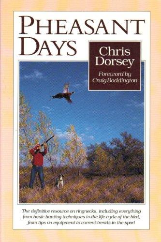 9780896582590: Pheasant Days