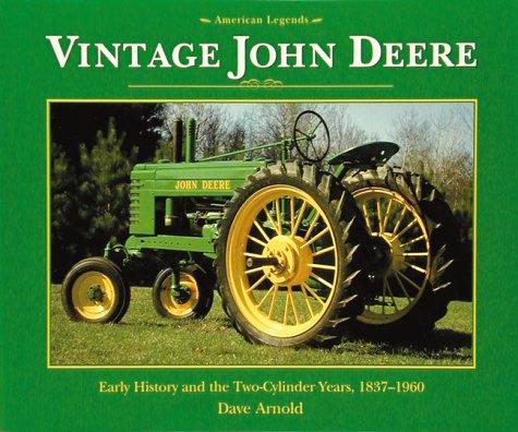 9780896582651: Vintage John Deere