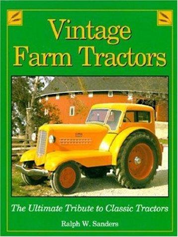 9780896582804: Vintage Farm Tractors