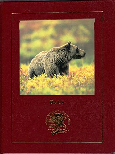 9780896582828: Bears: Behavior, Ecology, Conservation