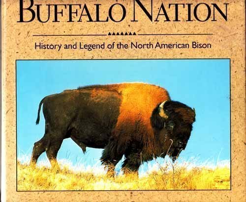9780896583139: Buffalo Nation: History and Legend of the North American Bison
