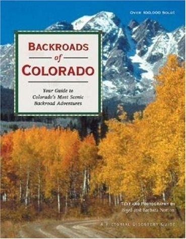 9780896583160: Backroads of Colorado