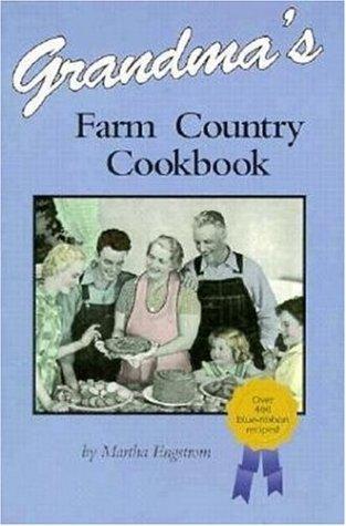 9780896583177: Grandma's Farm Country Cookbook (Country Life)