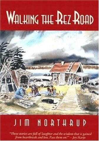 9780896583214: Walking the Rez Road (History & Heritage)