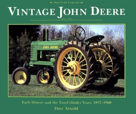 9780896583481: Vintage John Deere