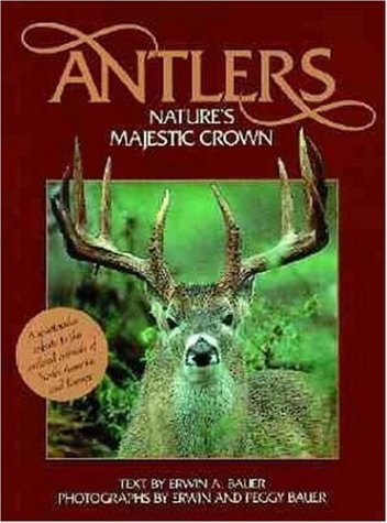 9780896583740: Antlers (Country Sports)