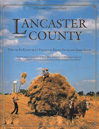 9780896583924: Lancaster County (Pictorial Discovery Guides)