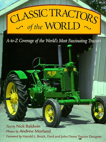 9780896583948: Classic Tractors of the World (Town Square Book)