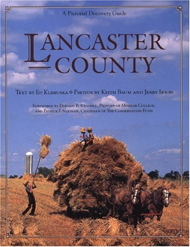 9780896583979: Lancaster County (Pictorial Discovery Guides)