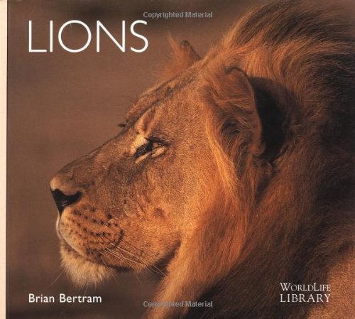 9780896583993: Lions (World Life Library)
