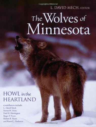 9780896585096: The Wolves of Minnesota