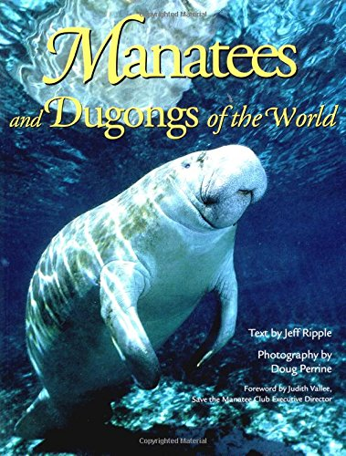 9780896585287: Manatees and Dugongs of the World (Marine Life)