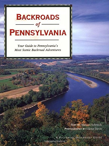 9780896585508: Backroads of Pennsylvania (Pictorial Discovery Guide)