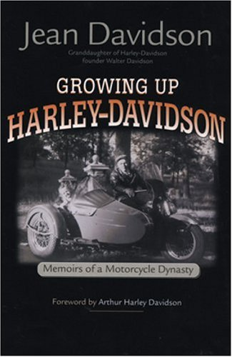 9780896585690: Growing Up Harley-Davidson: Memoirs of a Motorcycle Dynasty