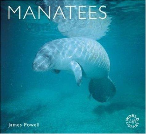 9780896585836: Manatees (Worldlife Library)