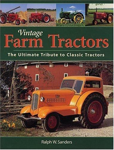 9780896586451: Vintage Farm Tractors