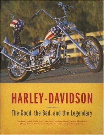 9780896587472: Harley-Davidson: The Good, the Bad, and the Legendary